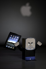 Steve Jobs Announces the iPad by Jesus Belzunce