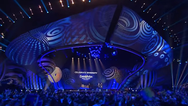 The Eurovision Song Contest 2017 stage design