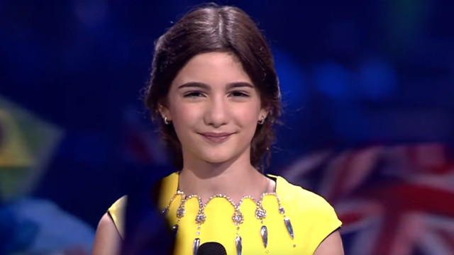 Mariam Mamadashvilli - Georgian winner of Junior Eurovision 2016