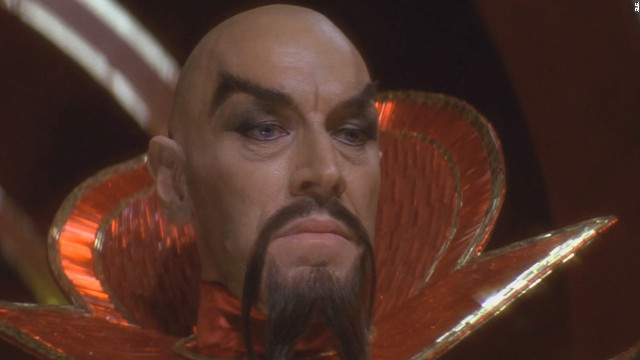 Ming the Merciless (Max Von Sydow)